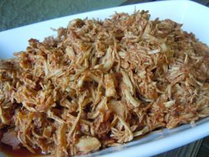 Pulled Chicken Sandwiches 004