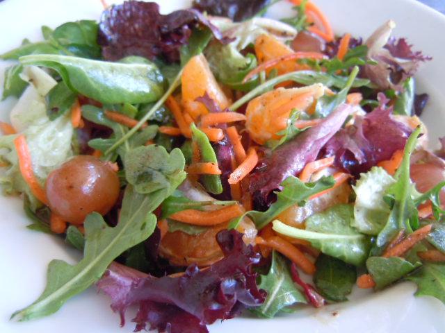 Nutmeg Notebook Salad