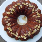 Applesauce Ginger Cake