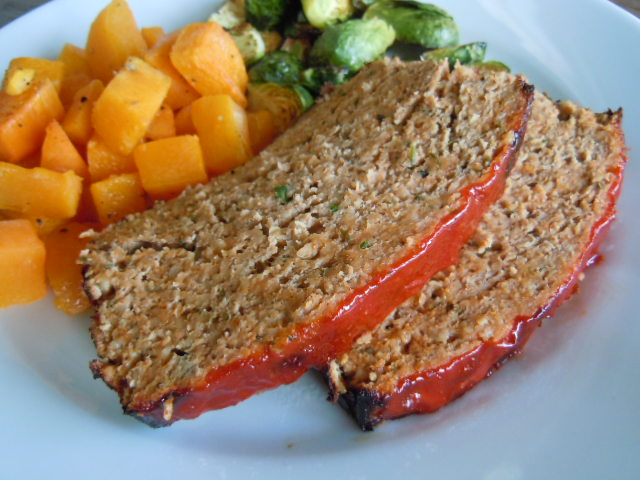 Turkey Meat Loaf » Nutmeg Notebook