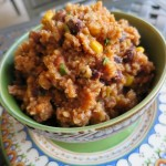 Nutmeg Notebook Easy Mexican Casserole