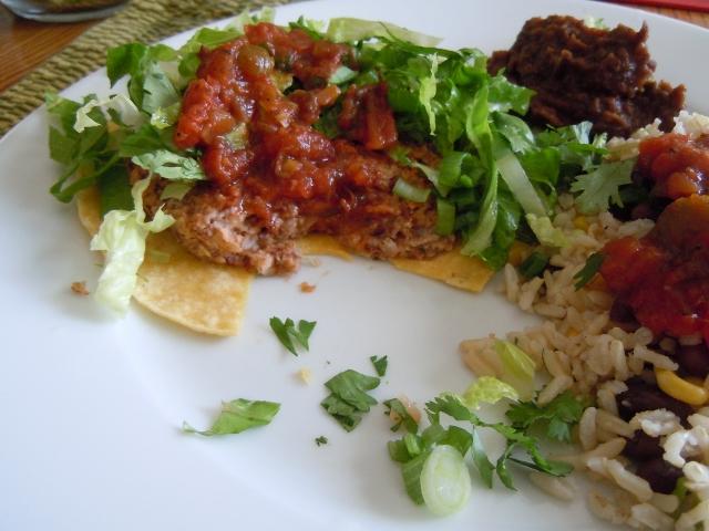 Mexicano Veggie Burgers0)