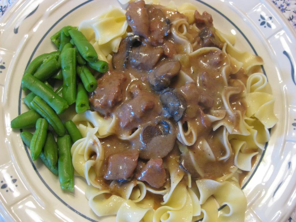 Beef Stroganoff – Slow Cooker » Nutmeg Notebook