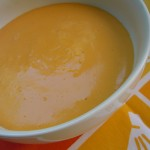 Sweet Potato Soup- Mash 017