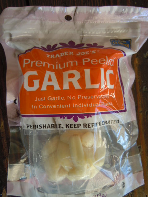 Trader Joes Garlic