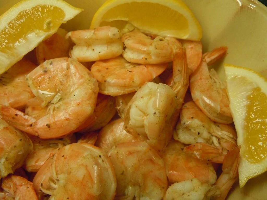 Steamed Peel and Eat Shrimp » Nutmeg Notebook