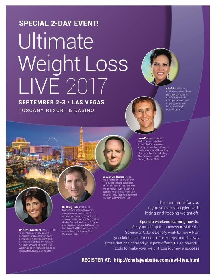 UWL Live Vegas 2017