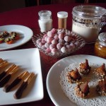 Vanilla Sugar, Apricot Glaze, Seasoning, Apricots, Pretzels 055