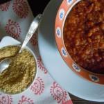 Red Lentil Chili