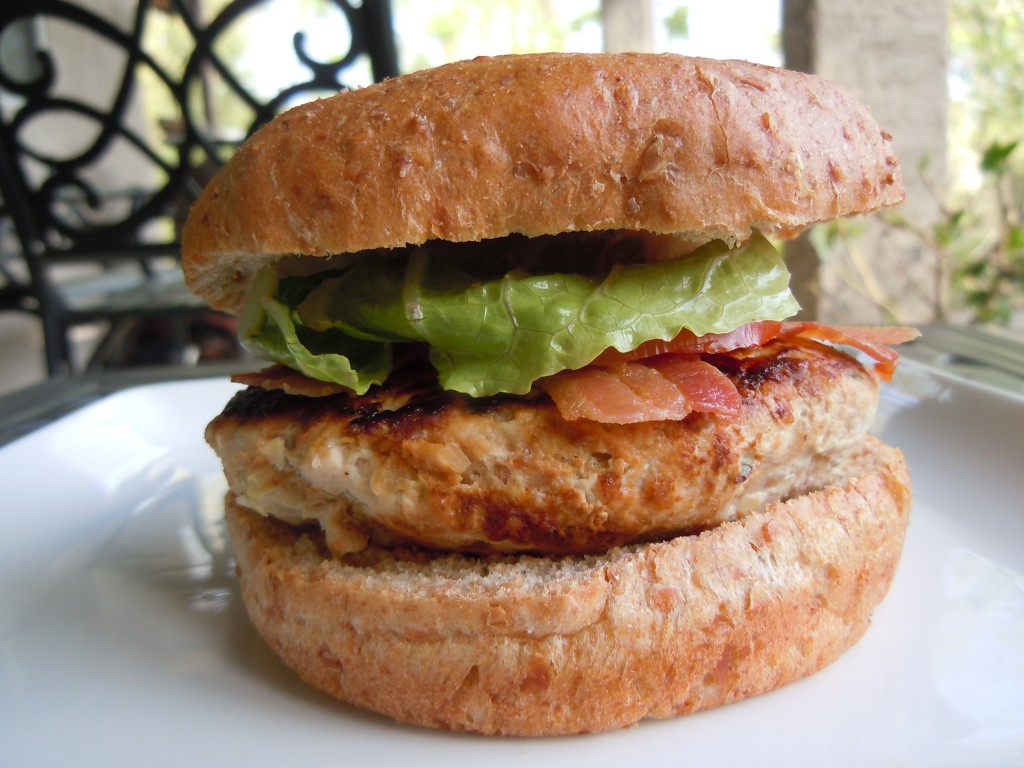 Veggie Turkey Burger 004