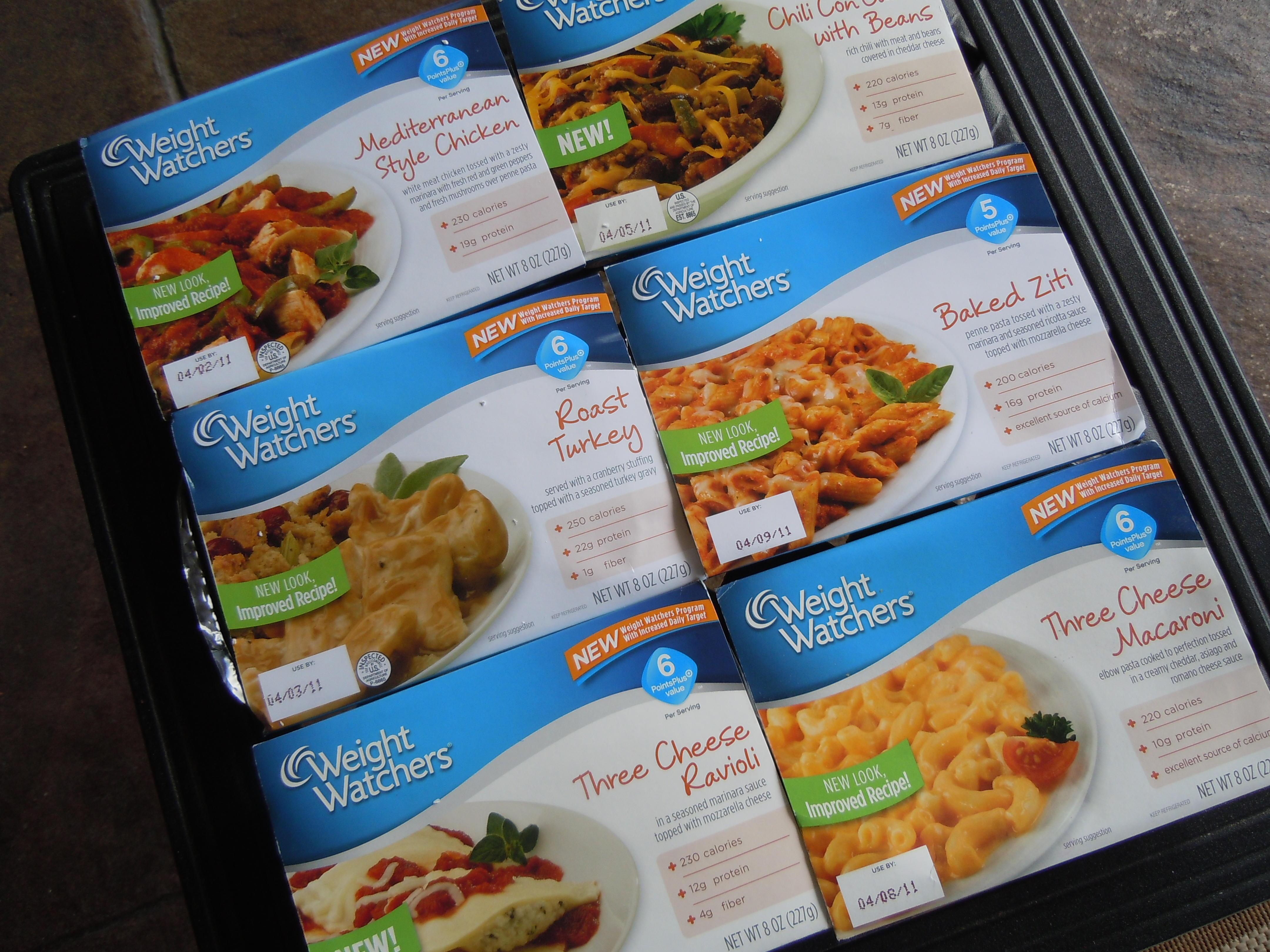 Weight watchers fresh meals pointsplus program product - Cuisine weight watchers ...