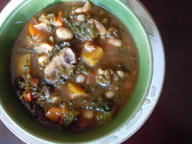 Winter Vegetable Soup
