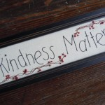 Kindness Matters